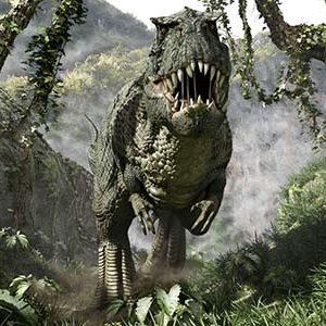 T-Rex corriendo