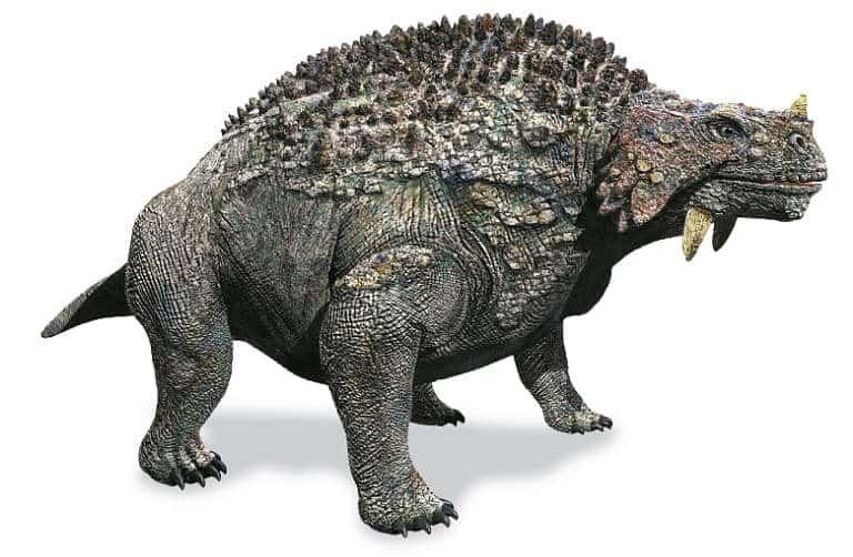 dinosaurio Scutosaurus