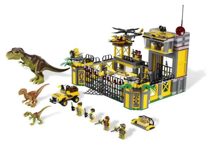 Dinosaurios de Lego