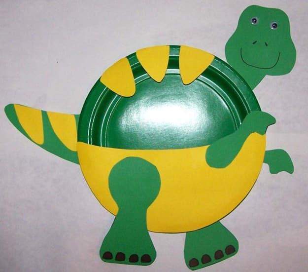 Manualidades de dinosaurios1