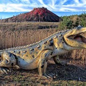 Sarcosuchus – dinosaurio marino