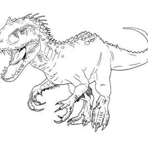 abelisaurus para imprimir