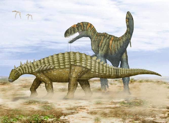 dinosaurio Acanthopolis
